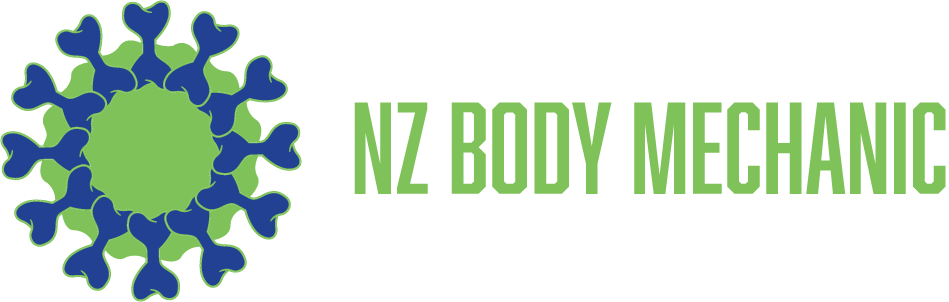 NZ Body Mechanic logo